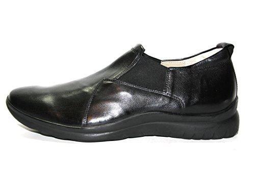 Think Wogg 1–81633–09Uomo Scarpe Slipper Nero (SZ/KOMBI 09)