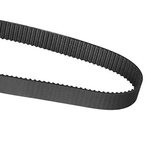 104MXL courroie caoutchouc boucle fermé poulie distribution large 10mm Outil