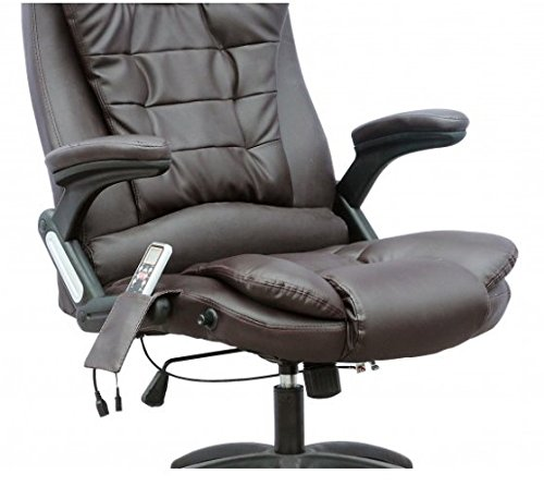 exectuve-recline-extra-padded-high-back-massage-recliner-office-chair-brown