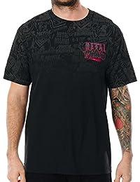 Camiseta Metal Mulisha Hatch Negro