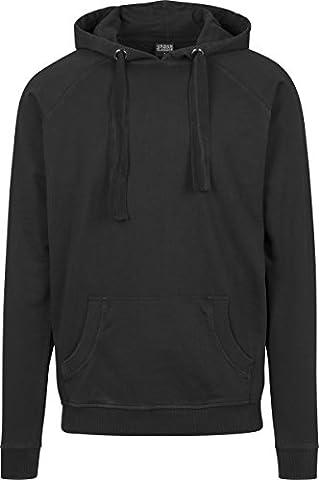 Urban Classics Garment Washed Terry Hoody, Sweat-Shirt à Capuche Homme, Grau (Darkgrey 94), Small