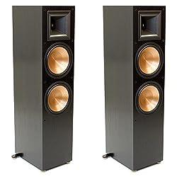 Klipsch RF-7 II Reference Series Flagship Floorstanding Speaker (Black Pair)