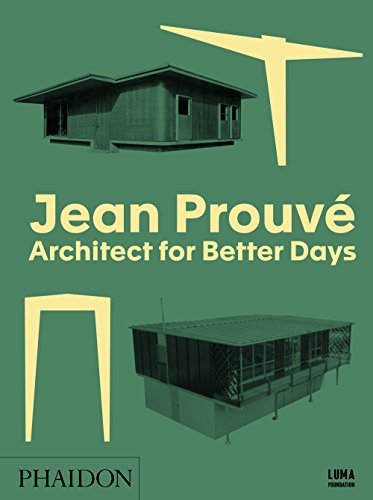 Prouvé Architect (Architecture in Detail) por Vv.Aa