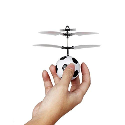 QUINTRA RC Ball Mini Wireless Fernbedienung Flashing Football Remote Spielzeug für Kinder