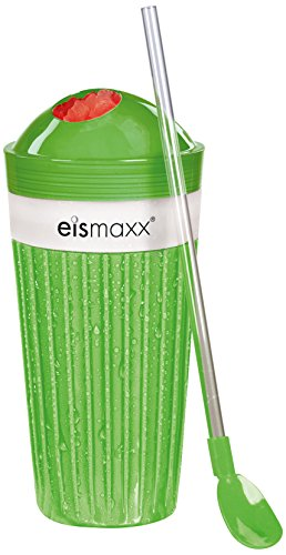 TV Unser Original 02130 eismaxx Slush Ice Becher, grün