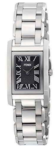 FENDI watch loop black dial F779210 Ladies