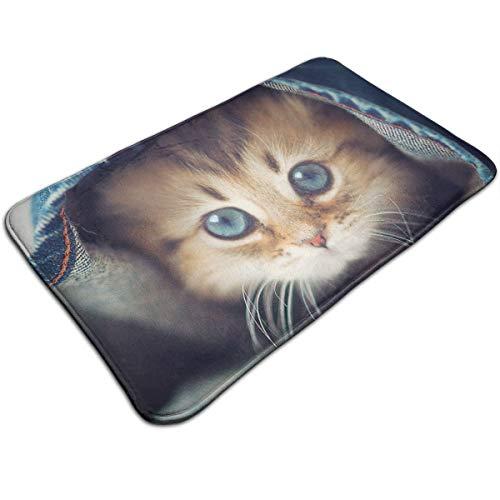 Dimension Art Badematte, Memory-Schaumstoff, Motiv: Golden Retriever, 50 x 80 cm, Polyester, Cat Jeans 9, Einheitsgröße