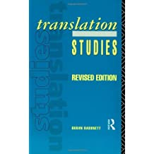 Translation Studies (New Accents) by Susan Bassnett-McGuire (1991-08-29)