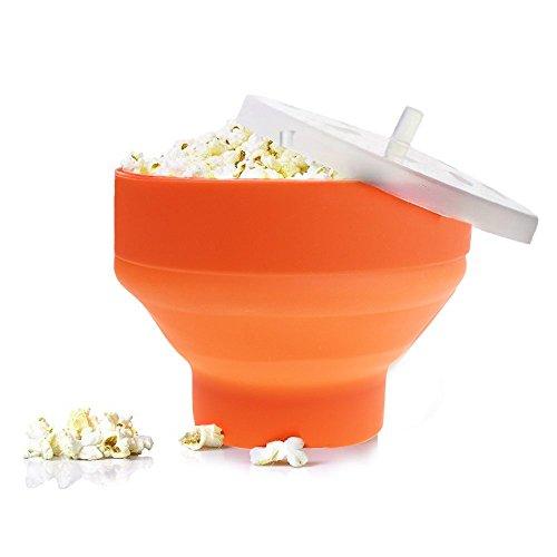 ciotola popcorn in silicone
