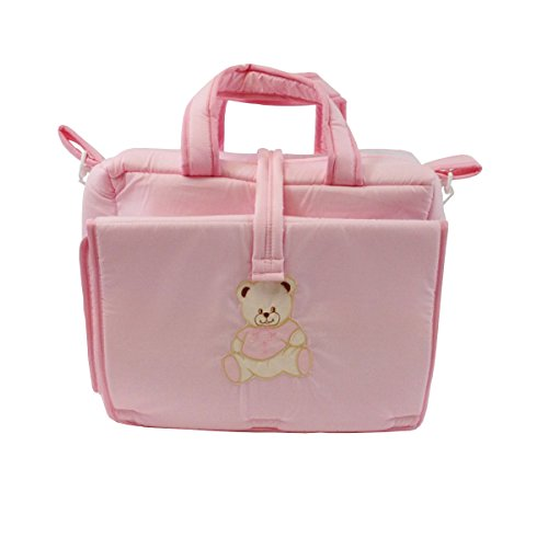 rosa-borsa-per-pannolini-pattern-teddy