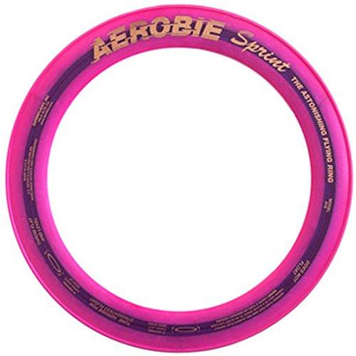 Aerobie Wurfring, 25 cm Durchmesser (Farbe sortiert) (Flug-sport-köln)