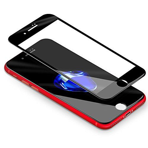 iPhone 7 Plus Protector 3D Coolreall Curva negro Completo Cobertura Te