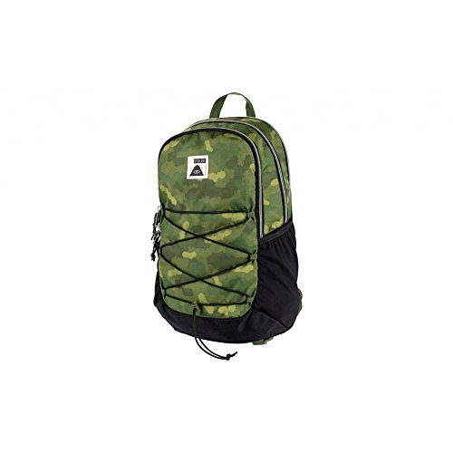 POLER Bag EXPEDITION PACK Green Furry Camo