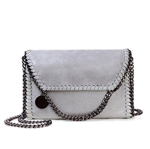 Handtasche Clutch Damen PU lässigen Kette Gesandten Crossbody-Tasche, by Toyu S Lady (Cross Body Taschen Und Handtaschen)