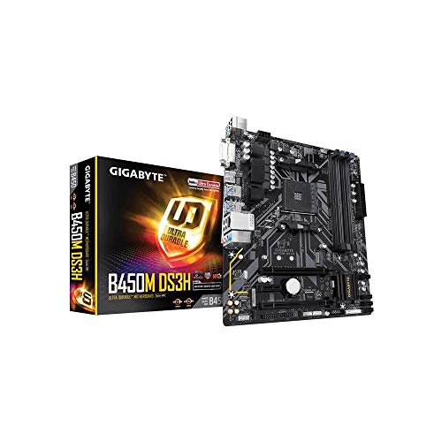 Gigabyte B450M DS3H - Placa base
