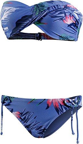 roxy-damen-bandeau-bikini-blau-xl