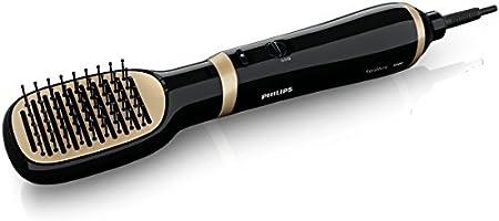 Philips HP8659 Kerashine Essential Care Air Styler (Not Straightener) - Black/Golden