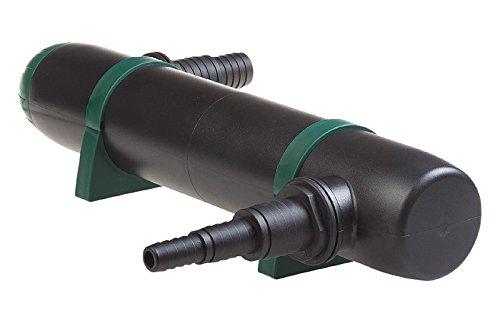 vt-146515-elektronischer-entferner-fur-schwebealgen-im-teich-bis-4500-liter-vt-uv-c-filter-9-watt