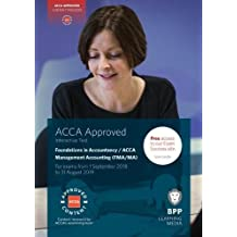 Amazon bpp learning media books fia foundations in management accounting fma acca f2 interactive text fandeluxe Gallery