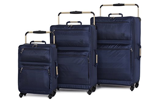 it-luggage-worlds-lightest-set-of-3-four-wheel-spinner-suitcases-navy