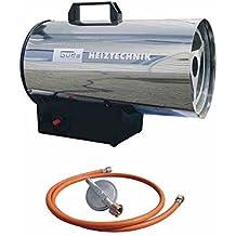 Güde 85005 GGH10 - Generador de aire caliente a gas (10 ...