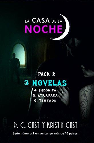 Descargar Libro Pack Casa de la Noche II (Trakatrá) de P.C Cast