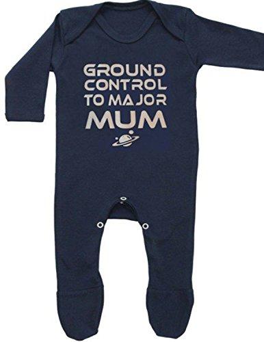 Baby Moo's Baby Jungen (0-24 Monate) Body blau blau 0-3 Monate