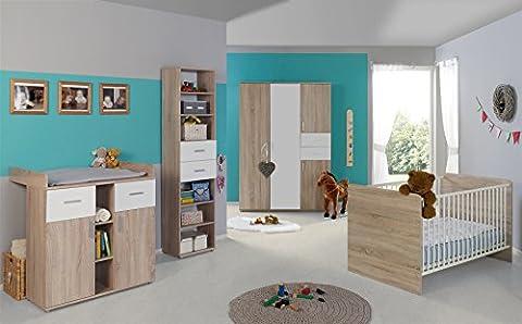 Babyzimmer Komplettset / Kinderzimmer komplett Set ELISA verschiedene Varianten in