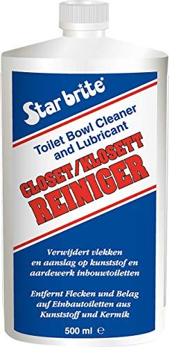 Star Brite Toiletten Reiniger und Schmiermittel - 500 ml -