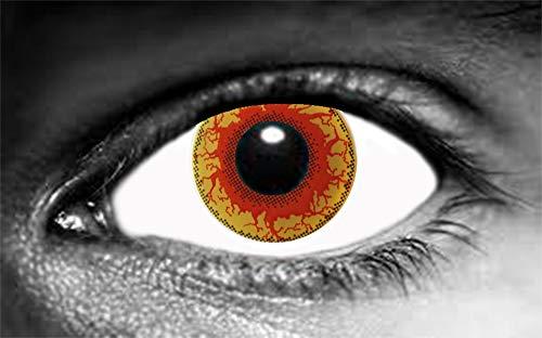 Farbige Kontaktlinsen, Auge, Moisi
