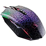 TECHPOOL A70 USB Optical Wired Game Mouse Gamer Games Gaming Mouse Mice