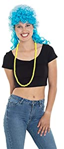 Folat 64561 - Disfraz para mujer, color azul