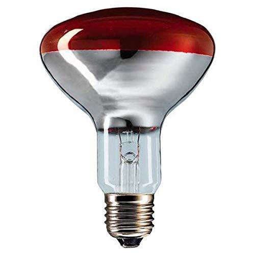 Philips IR 250R R125 E27 Infrarotlampe Wärmelampe 250 Watt - 250w Lampe
