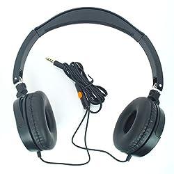 Emazing Accessories On-Ear Bass Headphone - Black