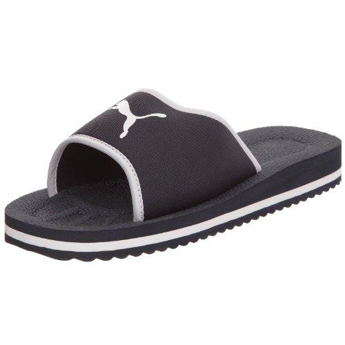 Puma ,  Unisex-Erwachsene Aqua Schuhe , Blau - Blau - Marine / Blanc - Größe: 39