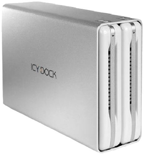 icy-dock-icyraid-mb662u3-2s-r1-35-plata-color-blanco-disco-duro-en-red-20-30-31-gen-1-femenino-unida