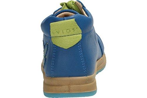 Superfit  0-00433-85 Mel, Chaussures bateau pour garçon bleu bleu bleu moyen