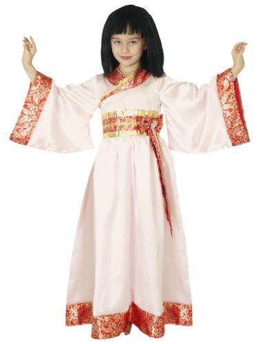 Imagen de cesar  disfraz de kimono japonés para niña, talla 8  10 años d268 003