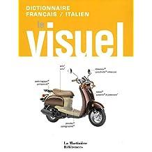 Le visuel : Dictionnaire français-italien