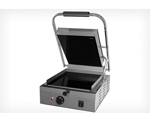 Beckers professional vetroceramic medium single grill MLR