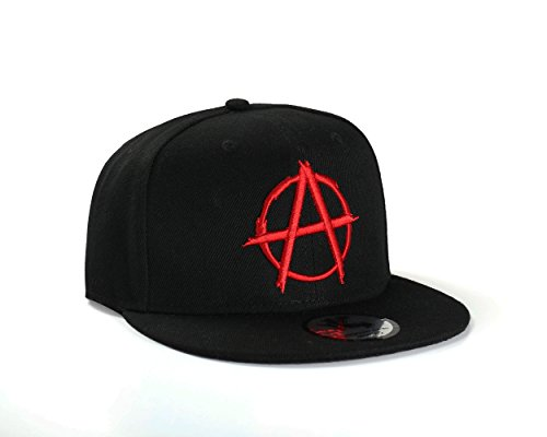 Underground Kulture Anarchie Casquette de Baseball Réglable (Anarchy Snapback)