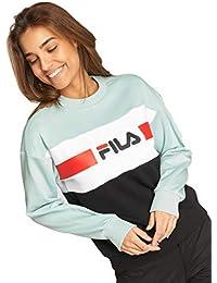 FILA Damen Pullover Urban Line Erika 2.0 in grau grau Damen