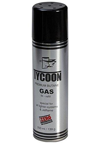 Tycoon Premium Spezialgas für Jetflamme - Feuerzeuge -