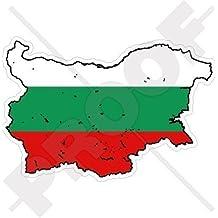 Bulgarien Karte Deutsch.Suchergebnis Auf Amazon De Fur Bulgarische Flagge
