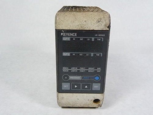 Keyence LK-G3001P Laser Steuergerät Displacement Sensor Controller  Wegmess-Gerät