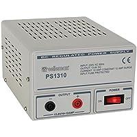 Art. 800004–Fuente de alimentación conmutada 13,8V 10A/12A con ERP