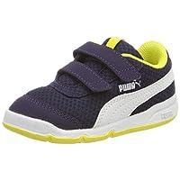 Puma Kids' Stepfleex 2 Mesh V Inf Low-Top Sneakers
