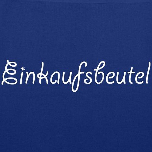 Spreadshirt Einkaufsbeutel Stoffbeutel Royalblau