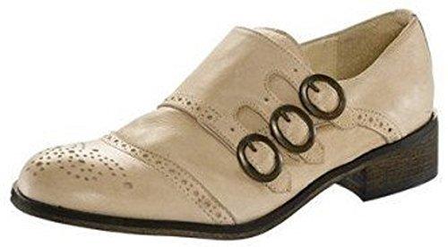 Best Connections  Schnürer, Chaussures de ville à lacets pour femme beige - arena