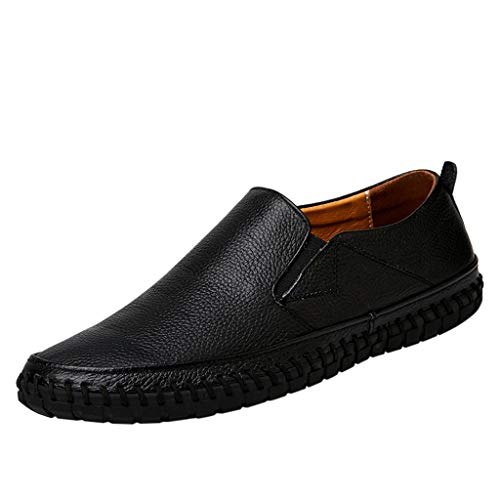 c80651354709 Ag&T⊙◡⊙ Casual Driving Loafer Mocassini Uomo Scarpe in Pelle Uomo Slip On  Outdoor